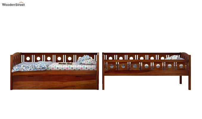 Blossom Bunk Bed (Honey Finish)-8