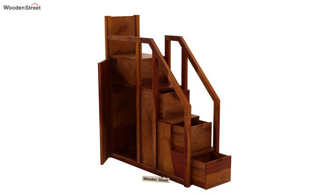 Blossom Bunk Bed (Honey Finish)-9