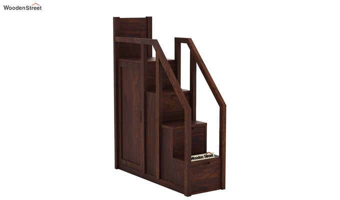 Blossom Bunk Bed (Walnut Finish)-11
