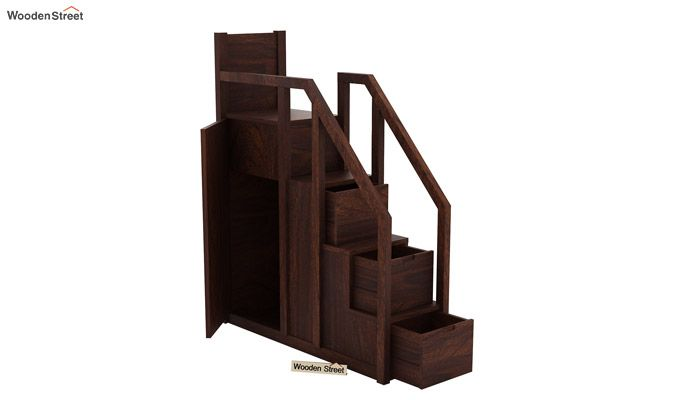Blossom Bunk Bed (Walnut Finish)-10