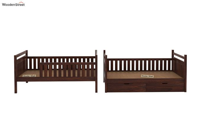 Douglas Bunk Bed (Walnut Finish)-6