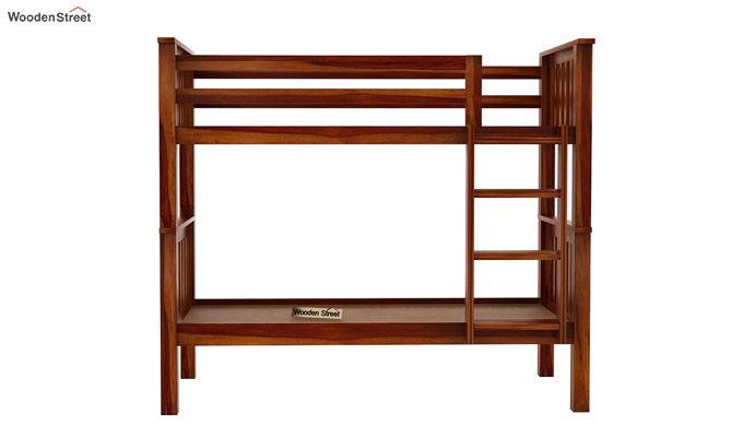 Hercules Bunk Bed (Honey Finish)-4