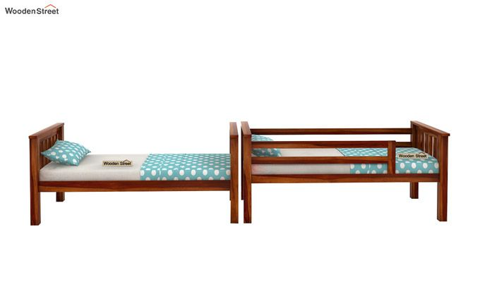 Hercules Bunk Bed (Honey Finish)-5