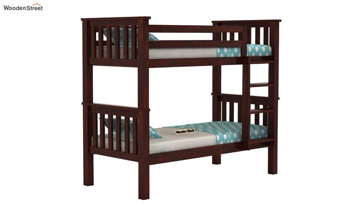 Hercules Kids Bed (Mahogany Finish)-1