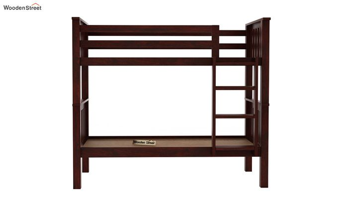 Hercules Kids Bed (Mahogany Finish)-4