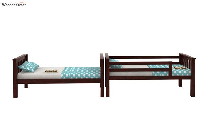 Hercules Kids Bed (Mahogany Finish)-5