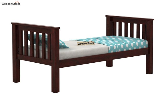 Hercules Kids Bed (Mahogany Finish)-6