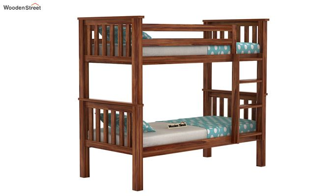Hercules Kids Bed (Teak Finish)-2