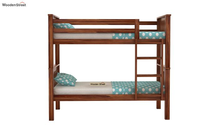 Hercules Kids Bed (Teak Finish)-3