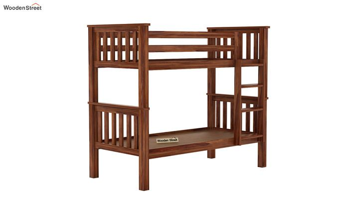 Hercules Kids Bed (Teak Finish)-4
