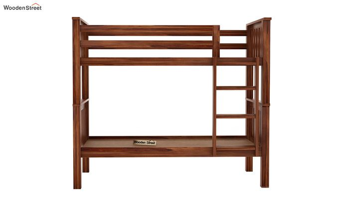 Hercules Kids Bed (Teak Finish)-5