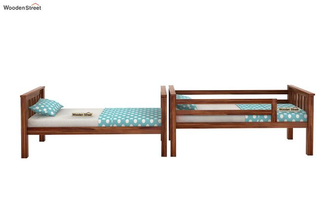 Hercules Kids Bed (Teak Finish)-6