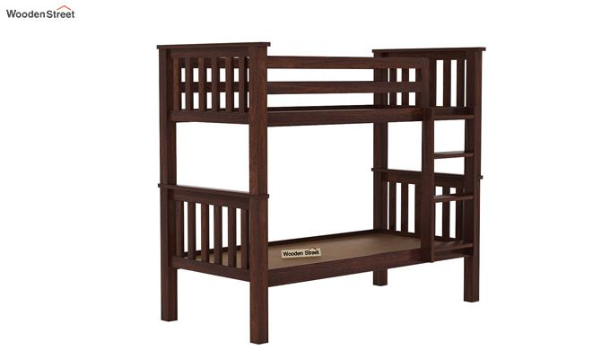 Hercules Kids Bed (Walnut Finish)-3