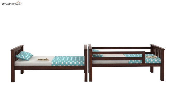 Hercules Kids Bed (Walnut Finish)-5
