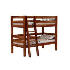 Hout Bunk Bed (Honey Finish)