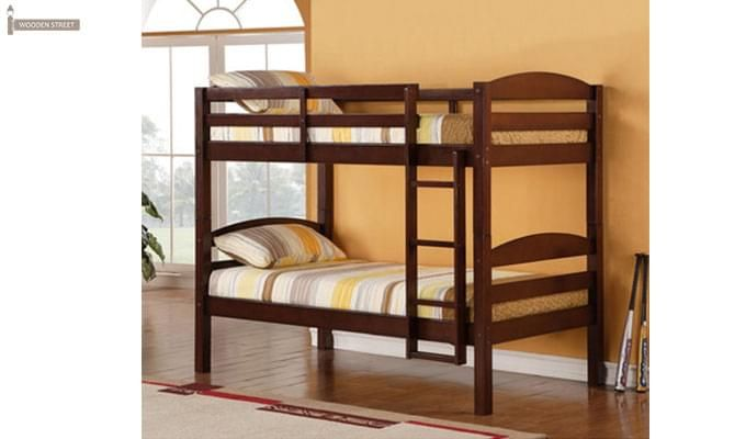 Nero Bunk Bed (Teak Finish)-1
