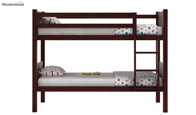 Paddy Bunk Bed (Mahogany Finish)-2