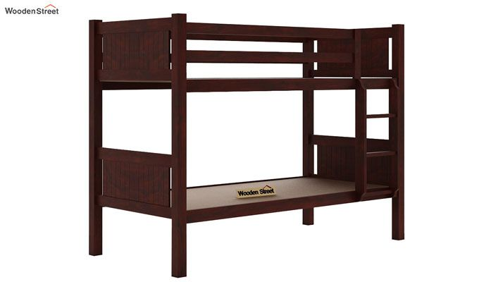 Paddy Bunk Bed (Mahogany Finish)-3