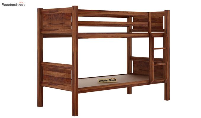Paddy Bunk Bed (Teak Finish)-3