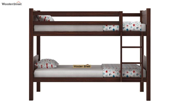 Paddy Bunk Bed (Walnut Finish)-2