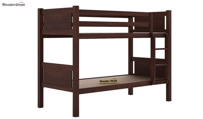 Paddy Bunk Bed (Walnut Finish)-3