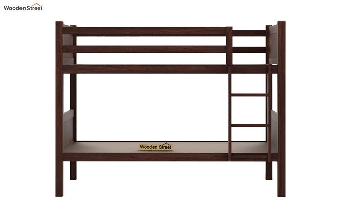 Paddy Bunk Bed (Walnut Finish)-4