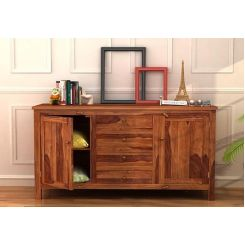 Dewey Sideboard (Teak Finish)