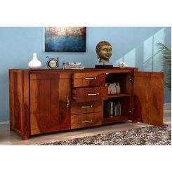 Chevalier Sideboard (Honey Finish)