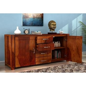 wooden chest of drawers and sideboards online
