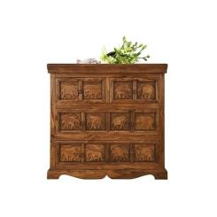 Ellsworth Cabinet Of Drawers (Teak Finish)