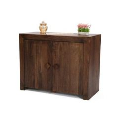 Benat Sideboard (Walnut Finish)