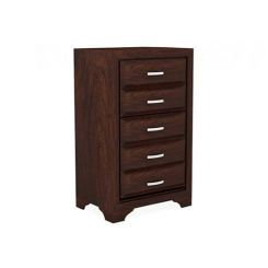 Carlton Chest Of Drawer (Teak Finish)