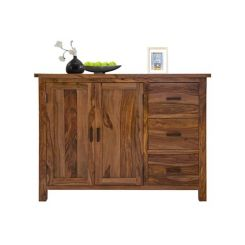 Genova Sideboard (Teak Finish)
