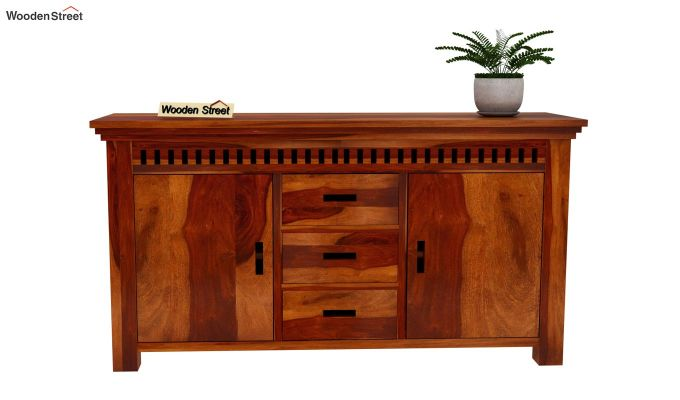 Adolph Sideboard (Honey Finish)-3