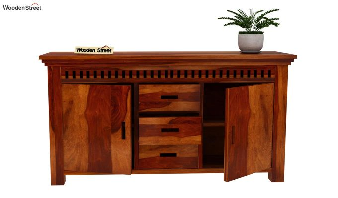 Adolph Sideboard (Honey Finish)-5