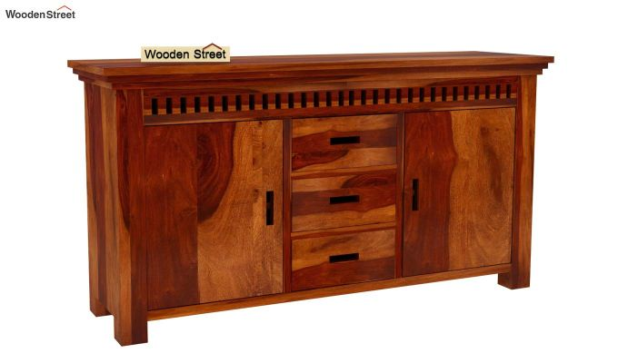 Adolph Sideboard (Honey Finish)-6