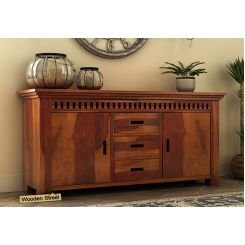 Adolph Sideboard (Honey Finish)