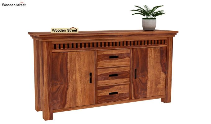 Adolph Sideboard (Teak Finish)-1