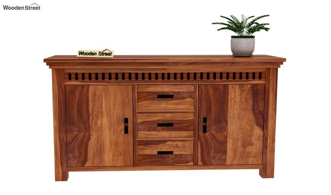 Adolph Sideboard (Teak Finish)-2