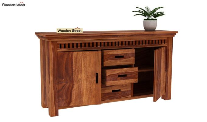 Adolph Sideboard (Teak Finish)-3