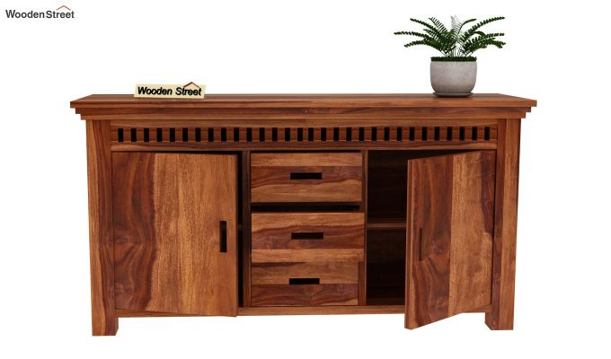 Adolph Sideboard (Teak Finish)-4
