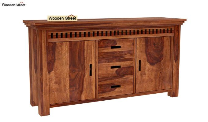 Adolph Sideboard (Teak Finish)-5