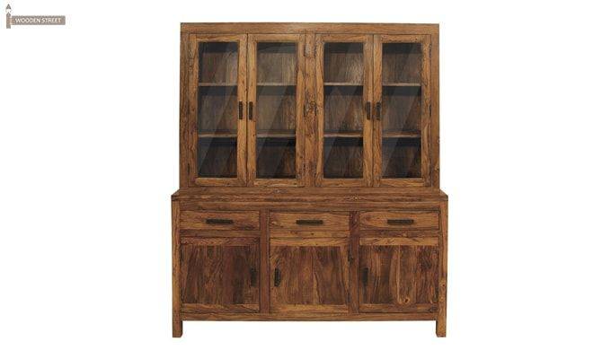 Bago Kitchen Cabinets (Teak Finish)-2