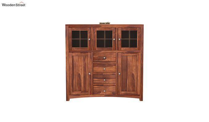 Carrock Cabinet (Honey Finish)-3