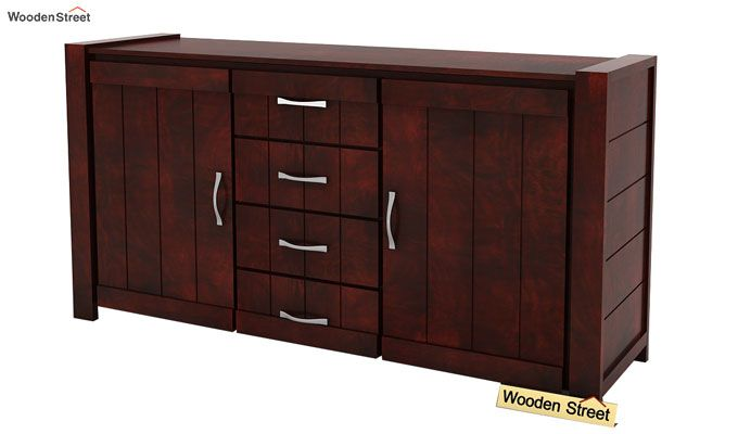 Chevalier Sideboard (Mahogany Finish)-4