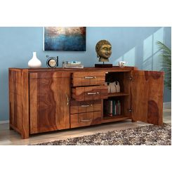 Chevalier Sideboard (Teak Finish)