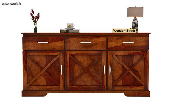 Cleopatra Sideboard (Honey Finish)-3