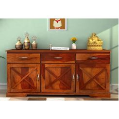 Cleopatra Sideboard (Honey Finish)