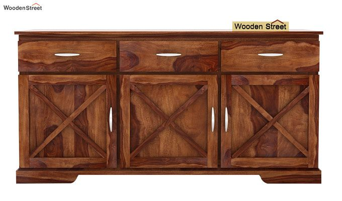 Cleopatra Sideboard (Teak Finish)-4