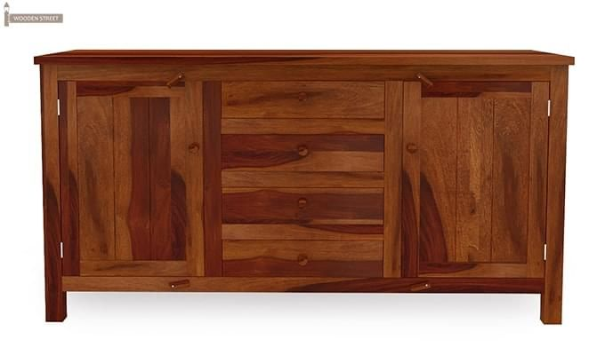 Dewey Sideboard (Honey Finish)-3